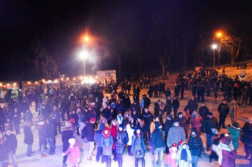 Новорічну вечірку у Львові відвідало 5 тис. людей (ФОТОРЕПОРТАЖ), фото-2