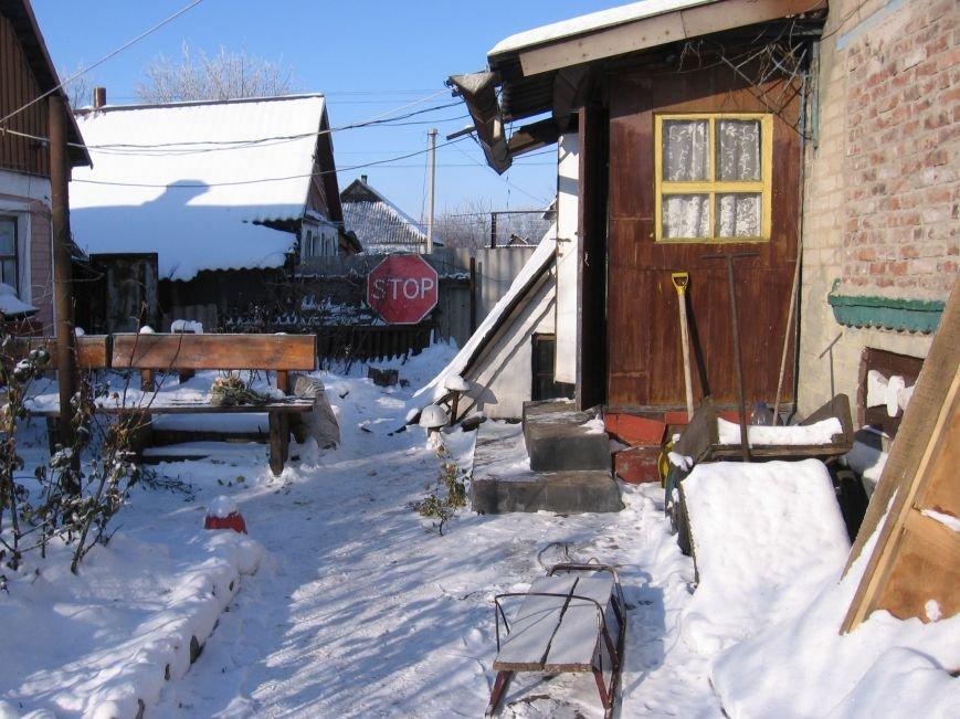 Новогодняя кровавая драма в городе Белозерское, фото-1