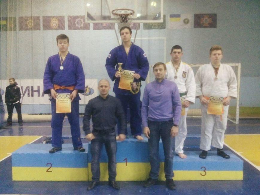Днепродзержинские дзюдоисты завоевали 3 медали на Всеукраинском турнире памяти Александра Филипповского (фото) - фото 1