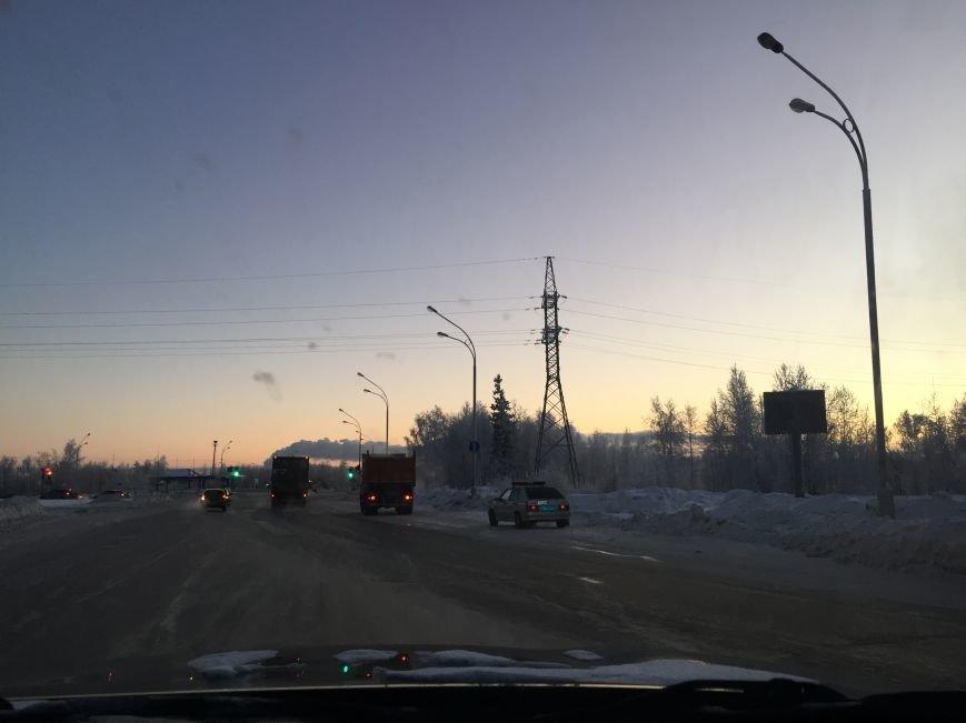 """""""Снег горой"""" или куда убрать снег с дороги, фото-2"""