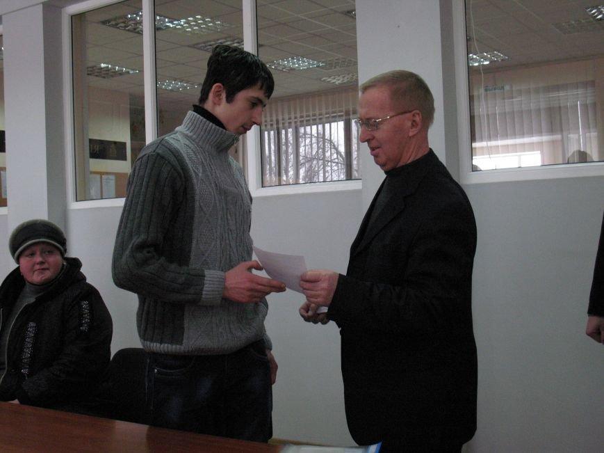 На Луганщине вручили квартиру участнику АТО, который воевал под Иловайск (Фото) (фото) - фото 1