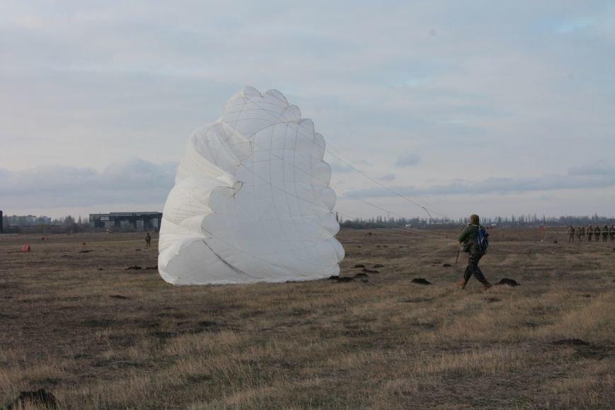 Николаевских морпехов посвятили в парашютисты (ФОТО) (фото) - фото 7