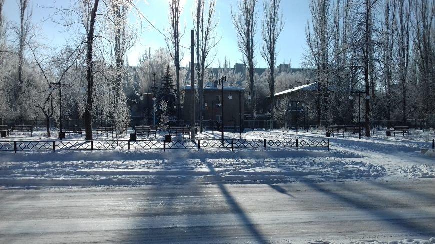 Зима в Авдеевке (ФОТОФАКТ), фото-1