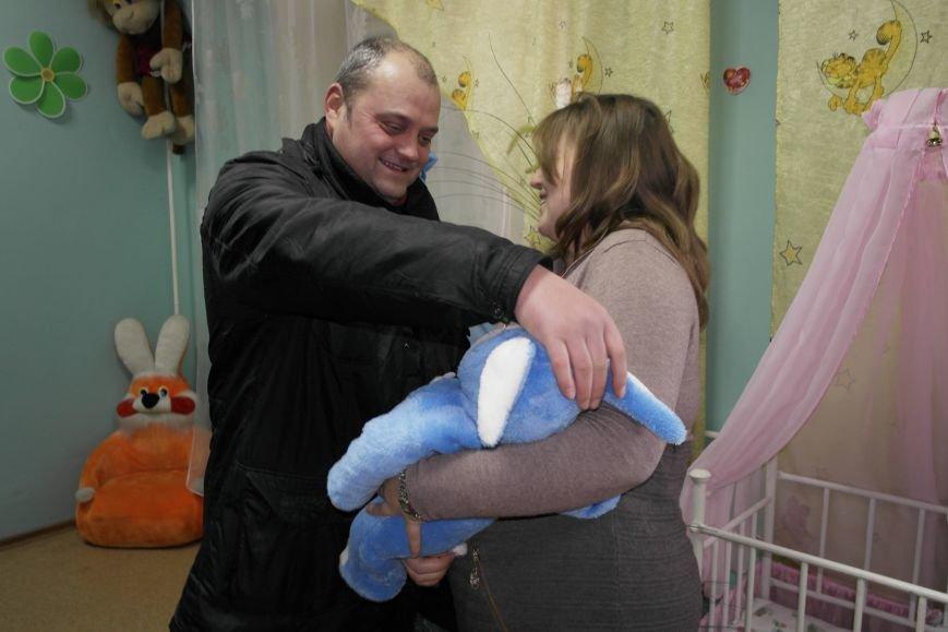 В Красноармейске поздравили семьи первых новорожденных 2016 года, фото-2
