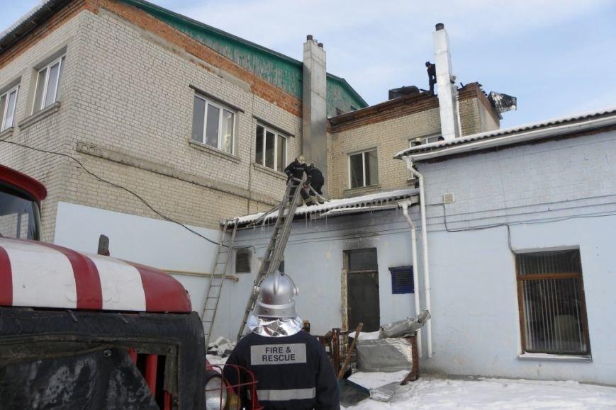 За день в Чернигове – два пожара (фото) - фото 1
