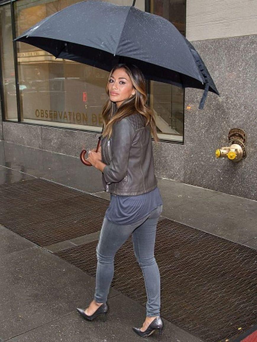 Вуличний стиль приголомшливою Ніколь Шерзінгер (фото) - фото 1