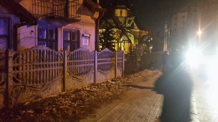 Уполіцію Львова повідомили про мінування будинку через «зняту» маршрутку