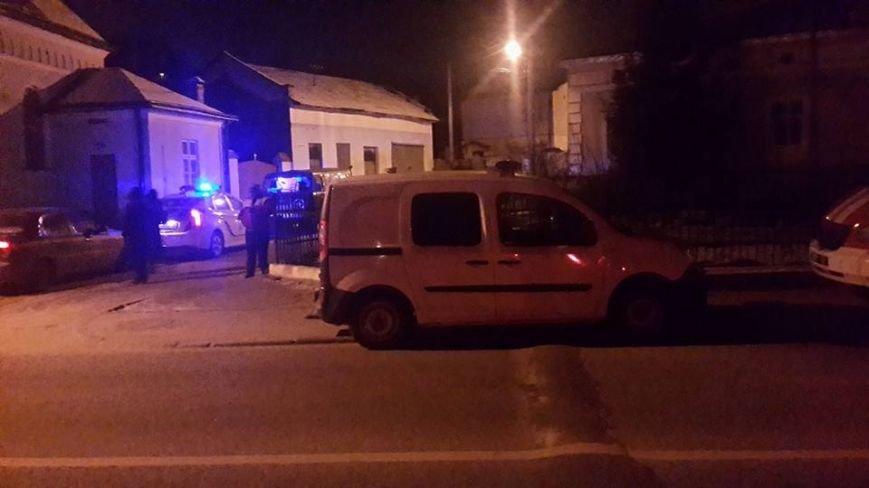 Поліція перевіряє інформацію про можливий вибух у Львові (ФОТО), фото-1
