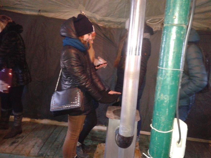 В Павлограде открылся мобильный пункт обогрева, а по Терновке для этой цели курсирует спецавтомобиль, фото-2