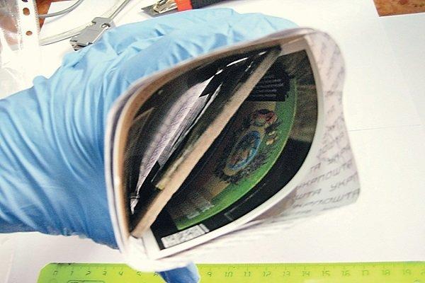 Гродненцу в почтовом конверте из Украины пересылали семена конопли (фото) - фото 1