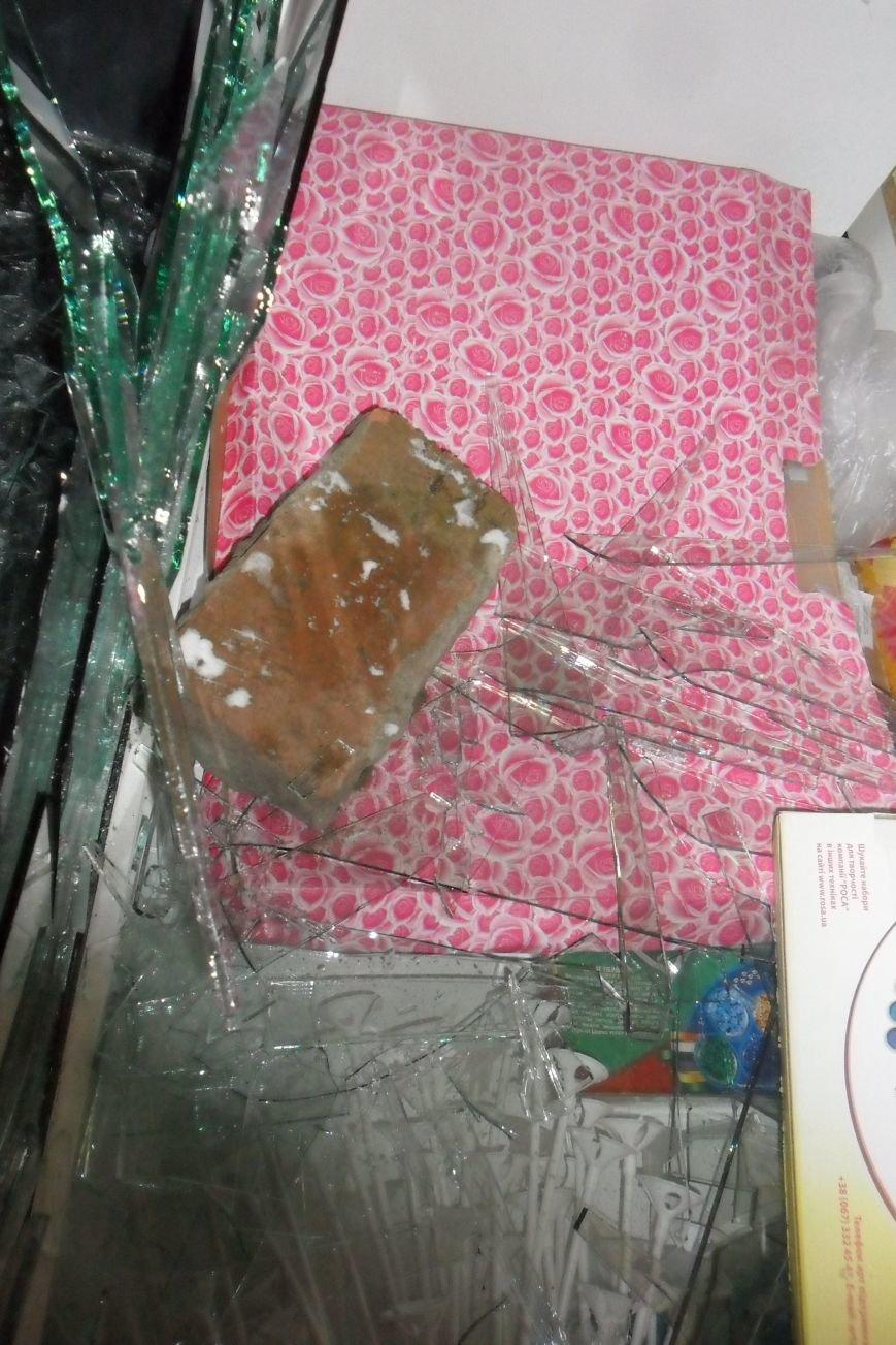 Кременчугский вор при помощи кирпича мог обокрасть магазин за несколько минут (ФОТО), фото-10