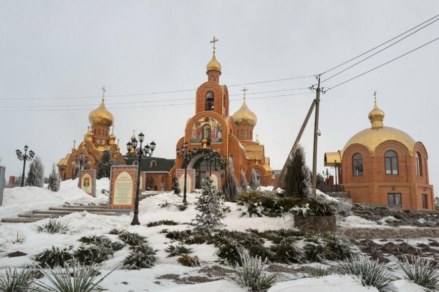 7 января приглашаем в Свято-Покровский храм с Боевое на Рождественское богослужение (фото) - фото 1