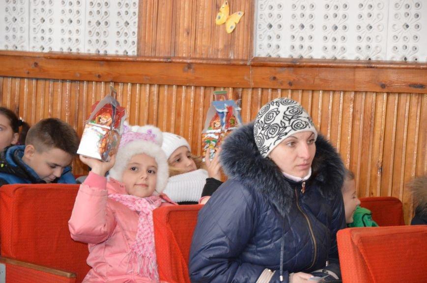 Авдеевские школьники получили сладкие подарки к Рождеству (ФОТО), фото-2