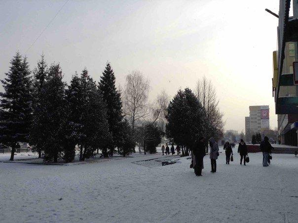 До Львова нарешті завітала справжня зима (ФОТОРЕПОРТАЖ) (фото) - фото 3