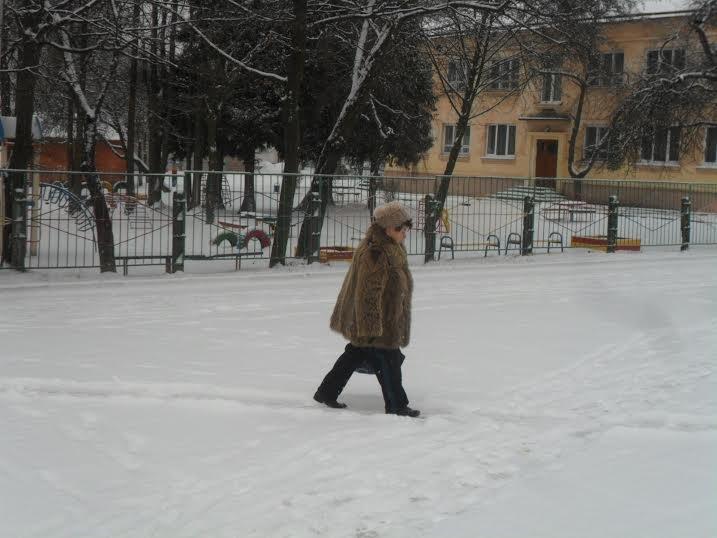 До Львова нарешті завітала справжня зима (ФОТОРЕПОРТАЖ), фото-1