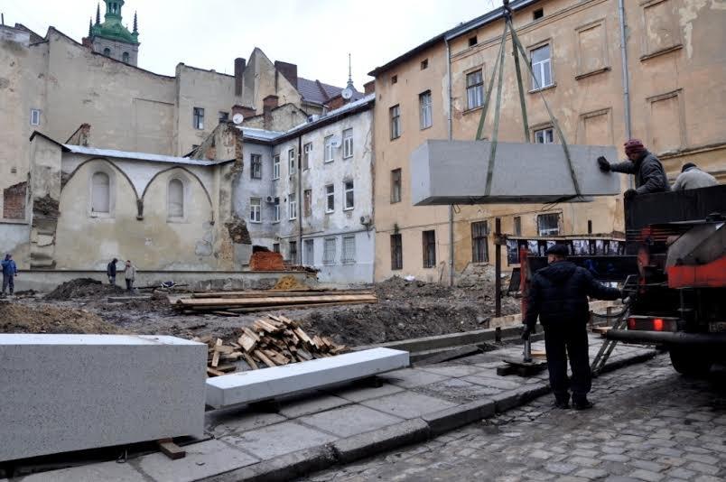 Що і де відреставрували у Львові впродовж 2015 року (ФОТОРЕПОРТАЖ) (фото) - фото 7