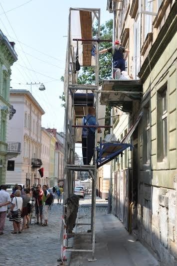 Що і де відреставрували у Львові впродовж 2015 року (ФОТОРЕПОРТАЖ) (фото) - фото 1
