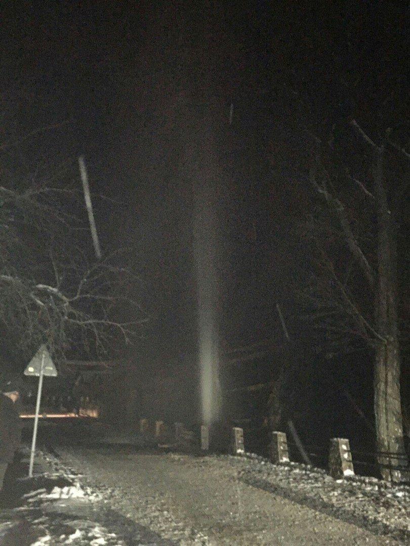 У Грибовичах, що під Львовом прорвало трубу: гейзер досягає 15 метрів у висоту (ФОТО) (фото) - фото 1