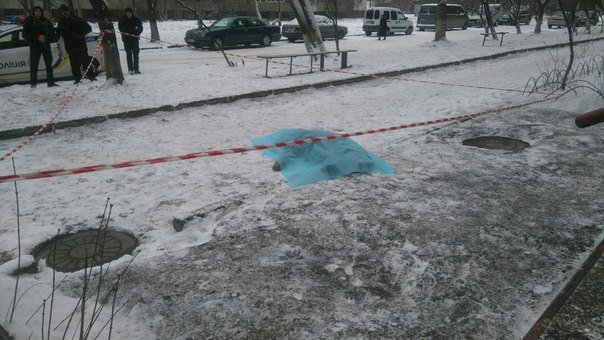 У Львові жінка вчинила самогубство. Опубліковано фото з місця події (ФОТО) (фото) - фото 2