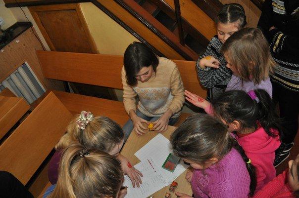 В Авдеевке прошёл зимний лагерь (ФОТОФАКТ) (фото) - фото 1