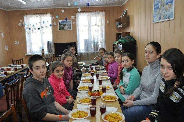 В Авдеевке прошёл зимний лагерь (ФОТОФАКТ), фото-12