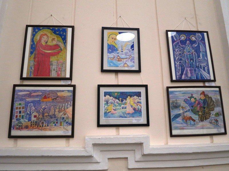 Юные художники Днепропетровска создают рождественскую сказку (ФОТО) (фото) - фото 5