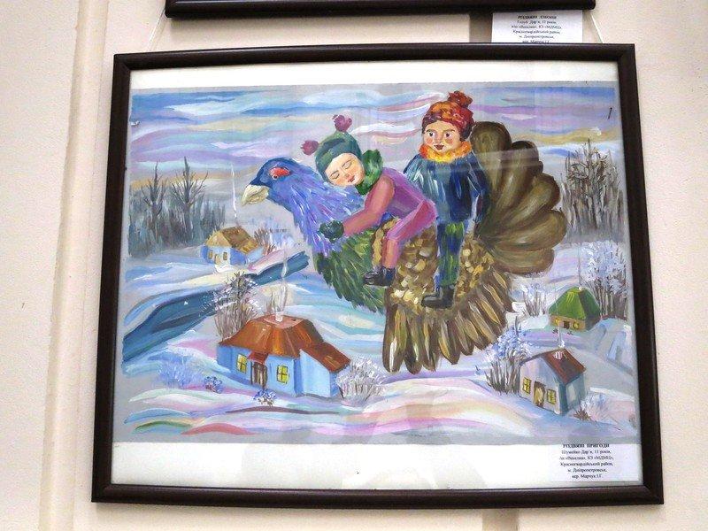 Юные художники Днепропетровска создают рождественскую сказку (ФОТО) (фото) - фото 4
