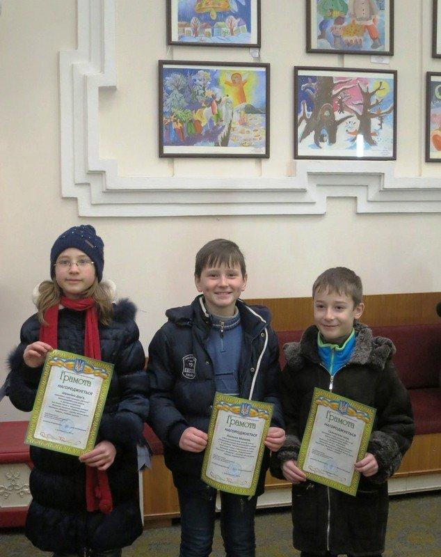 Юные художники Днепропетровска создают рождественскую сказку (ФОТО) (фото) - фото 6