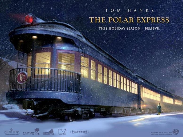 полярный-экспресс