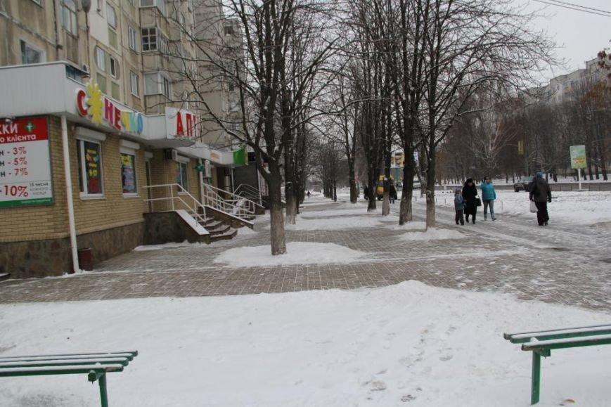 Мэр Кременчуга отругал предпринимателей за неубранный снег, фото-2