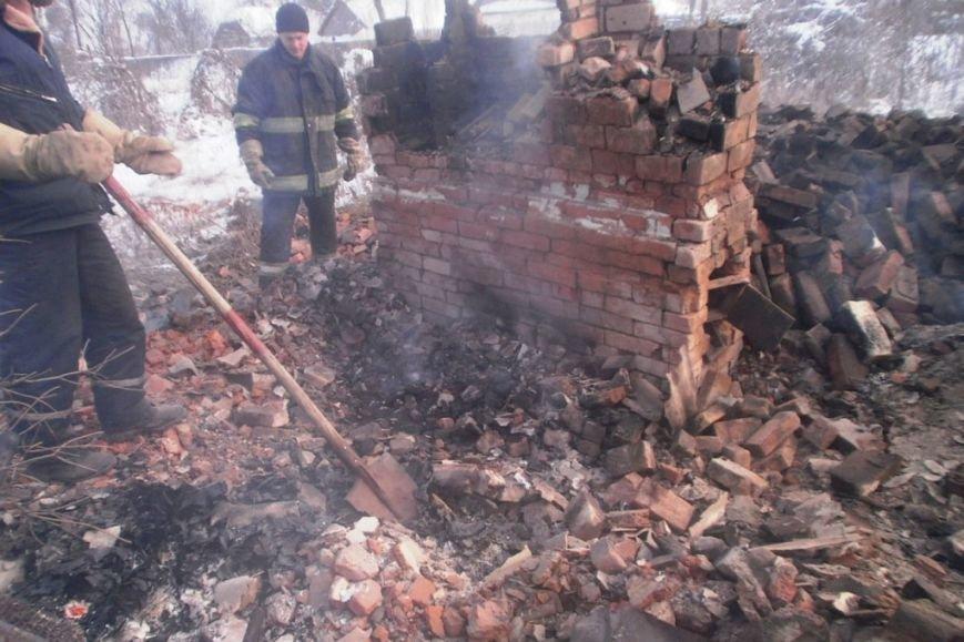 Два смертельных пожара за полдня произошло в Черниговской области (фото) - фото 1