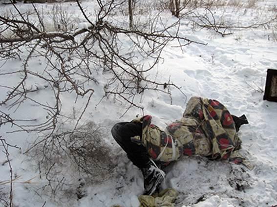В Донецкой области раскрыли убийство пропавшего мужчины