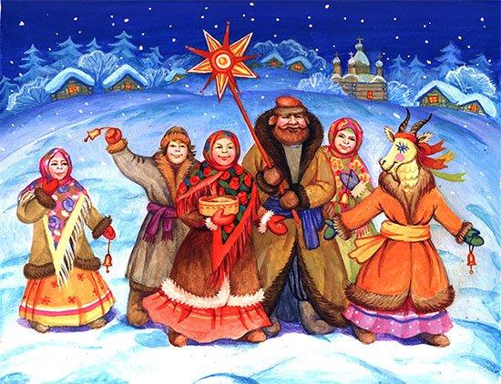 В Україні відзначають Різдво Христове (фото) - фото 1