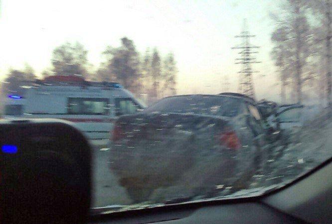 В Пушкинском районе произошло серьезное ДТП, есть жертвы (фото) - фото 1