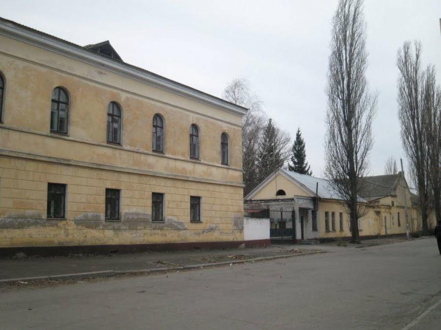 Здание бывшего госпиталя передано кременчугскому батальону Национальной гвардии Украины (фото) - фото 1