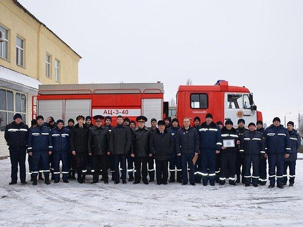 Николаевские спасатели получили в подарок к Рождеству новый спецавтомобиль (ФОТО) (фото) - фото 4