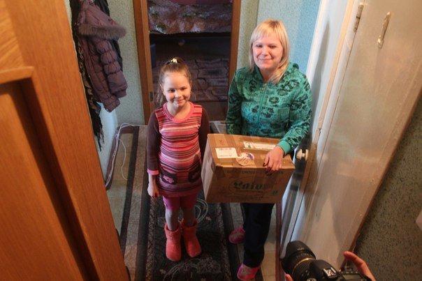Молодежь Димитрова передала детишкам новогодние и рождественские подарки от УГКЦ Ирландии, фото-1