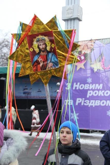 Праздники в Кременчуге начались с рождественской программы «С Рождеством Христовым!» (ФОТО), фото-2