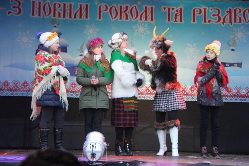 Праздники в Кременчуге начались с рождественской программы «С Рождеством Христовым!» (ФОТО), фото-8