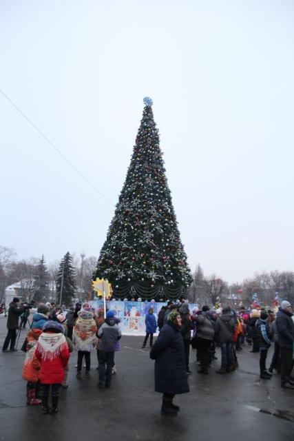 Праздники в Кременчуге начались с рождественской программы «С Рождеством Христовым!» (ФОТО), фото-1