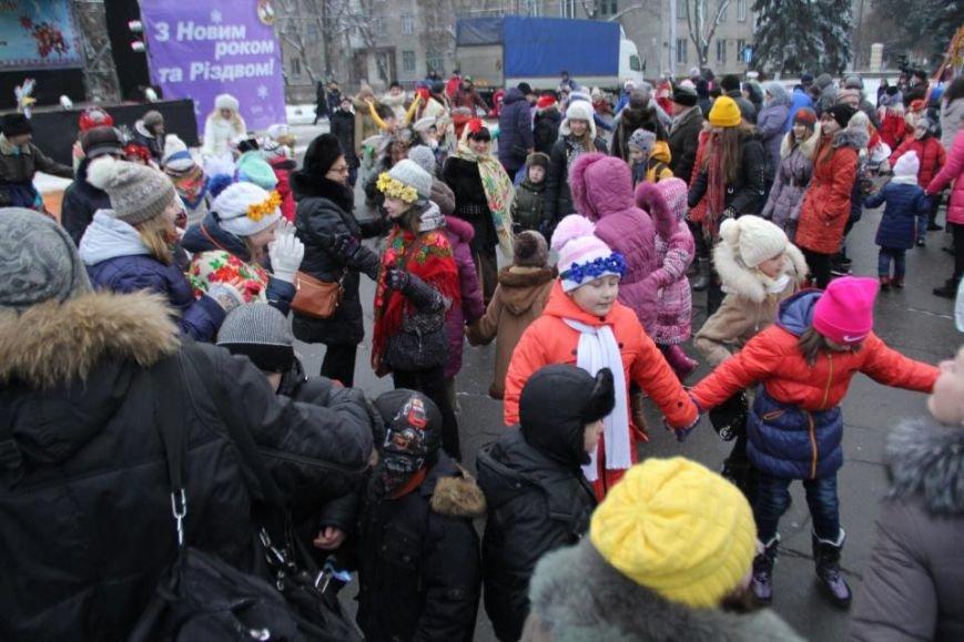 Праздники в Кременчуге начались с рождественской программы «С Рождеством Христовым!» (ФОТО), фото-4