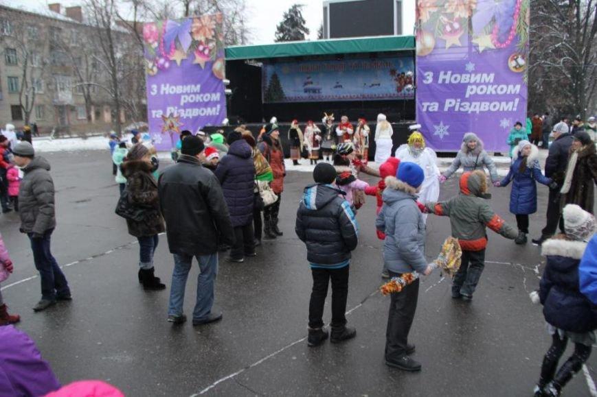 Праздники в Кременчуге начались с рождественской программы «С Рождеством Христовым!» (ФОТО), фото-3