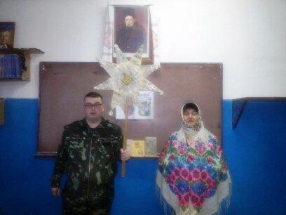 В Криворожском СИЗО несовершеннолетние заключенные встретили Рождество Христово (ФОТО) (фото) - фото 1
