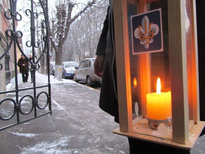 У Кременчук привезли Вифлеємський вогонь миру (ВІДЕО, ФОТО), фото-3