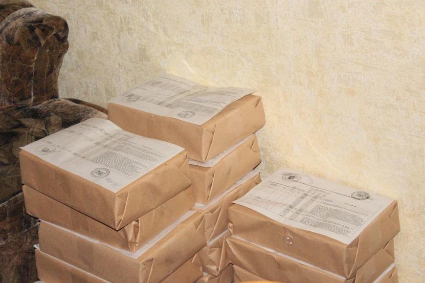 В Симферополе начали раздавать листовки с графиком отключений света (ФОТО) (фото) - фото 2