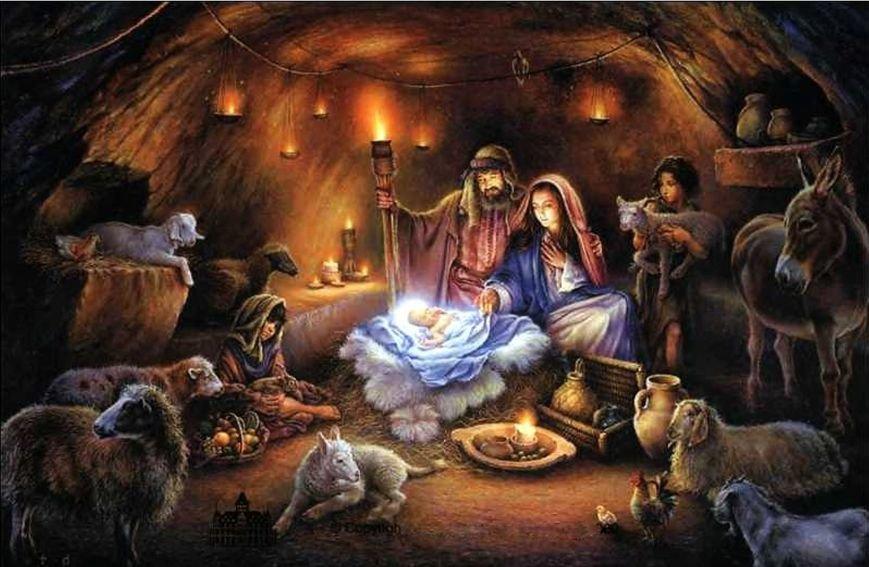Почему елка в народе  так и не стала символом Рождества? (фото) - фото 3