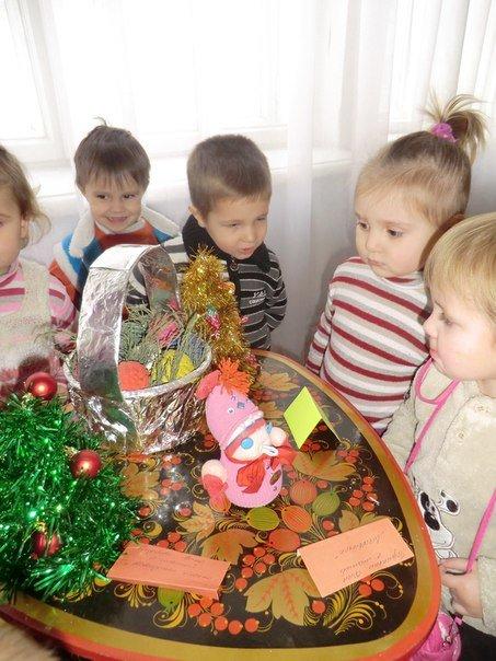 В Красноармейске воспитанники  дошкольного учреждения