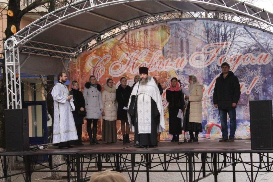 В центре Симферополя открылся рождественский вертеп (ФОТО) (фото) - фото 5