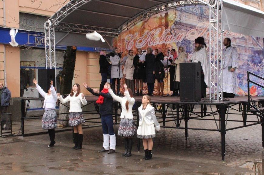 В центре Симферополя открылся рождественский вертеп (ФОТО) (фото) - фото 7
