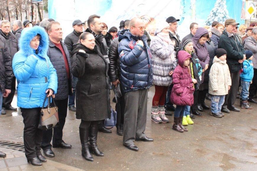 В центре Симферополя открылся рождественский вертеп (ФОТО) (фото) - фото 6
